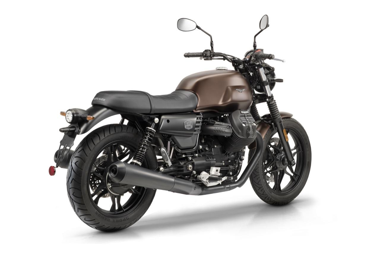 Moto Guzzi V7 III - foto delle versioni