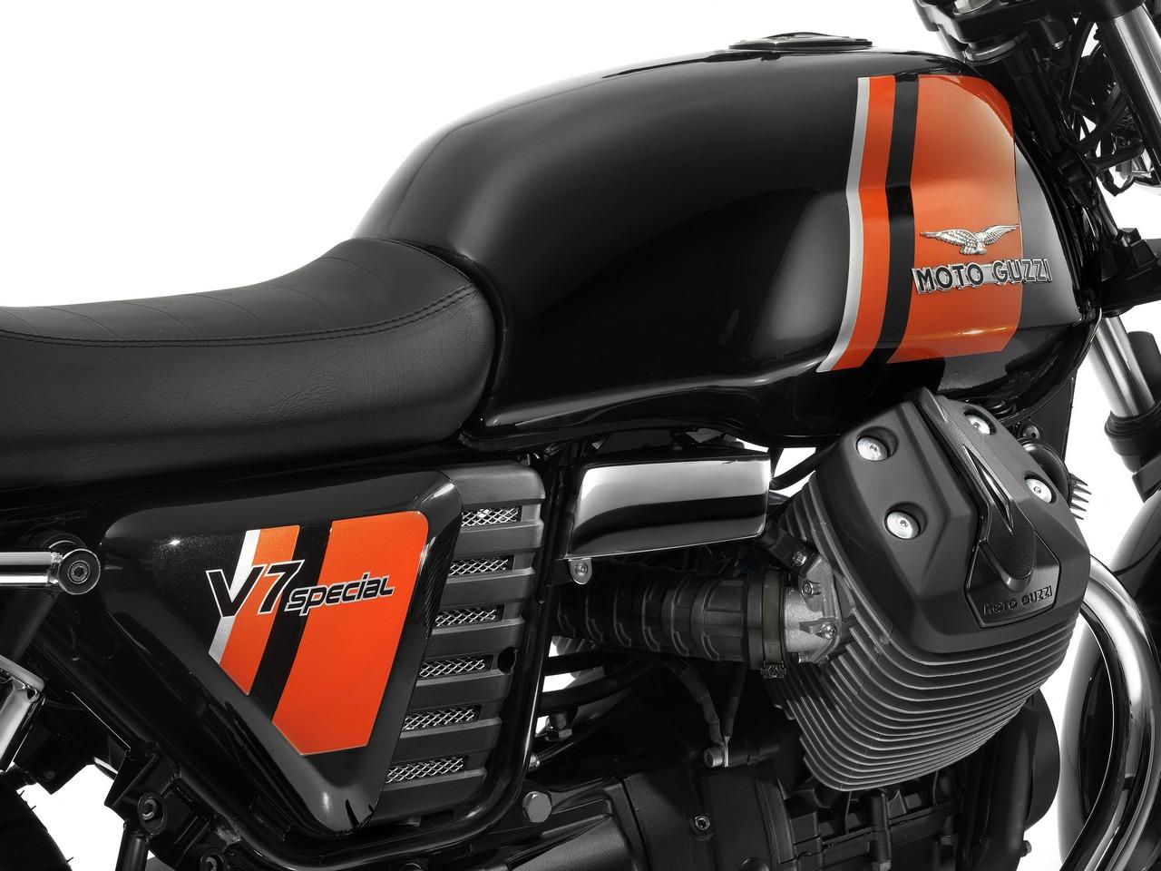 Moto Guzzi V7 Special - EICMA 2012