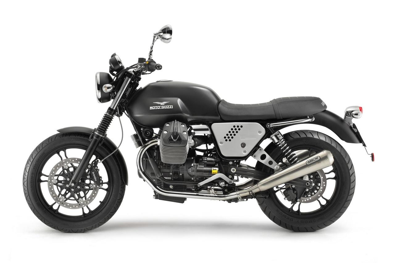 moto guzzi v7 stone eicma 2012 46 77. Black Bedroom Furniture Sets. Home Design Ideas