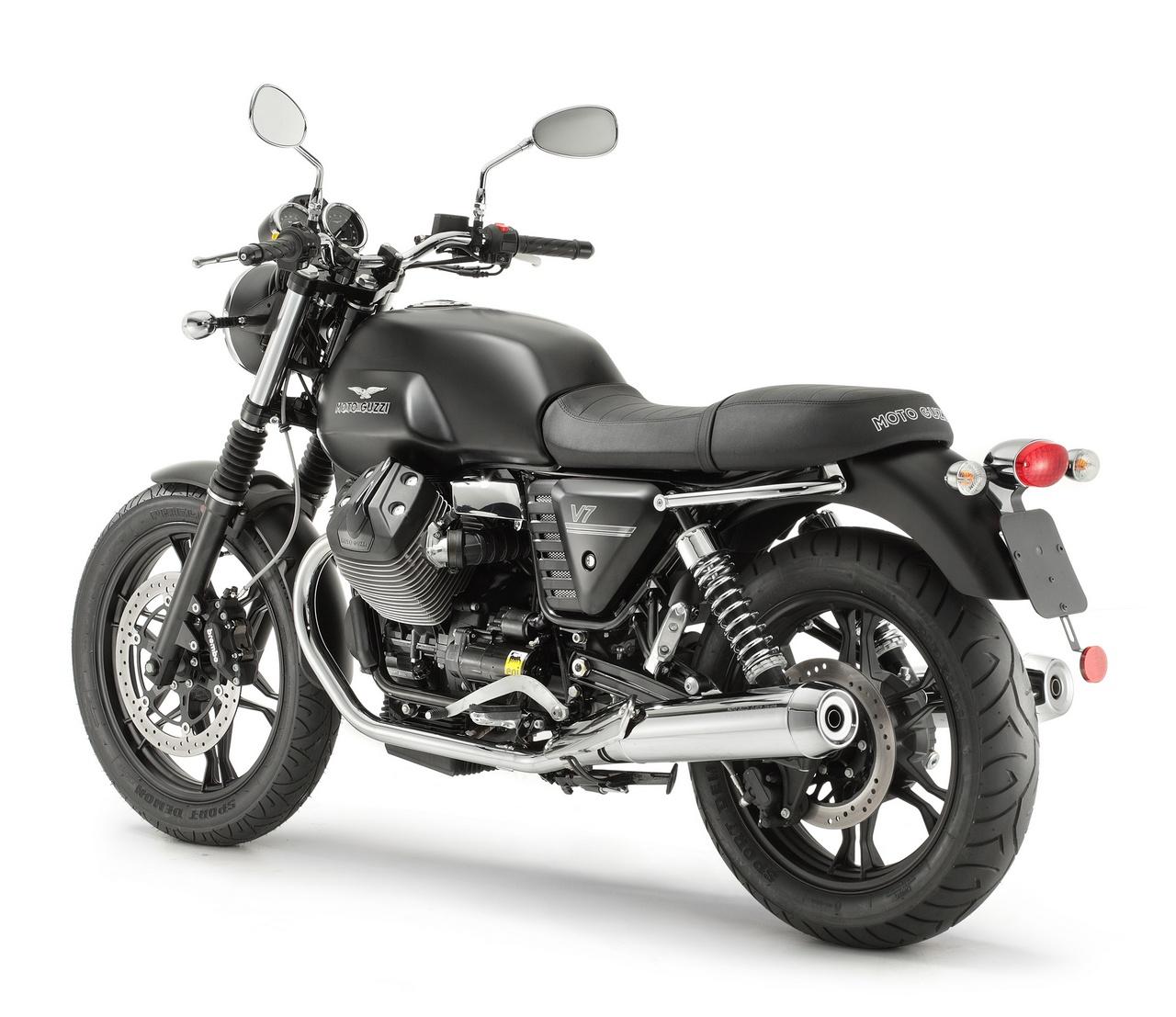 Moto Guzzi V7 Stone Eicma 2012 74 77