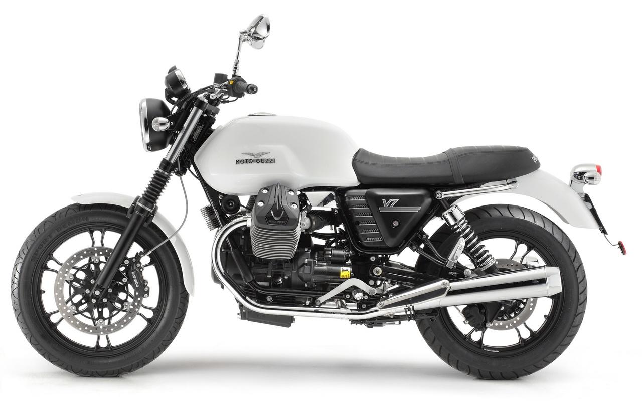 Moto Guzzi V7 Stone - EICMA 2012