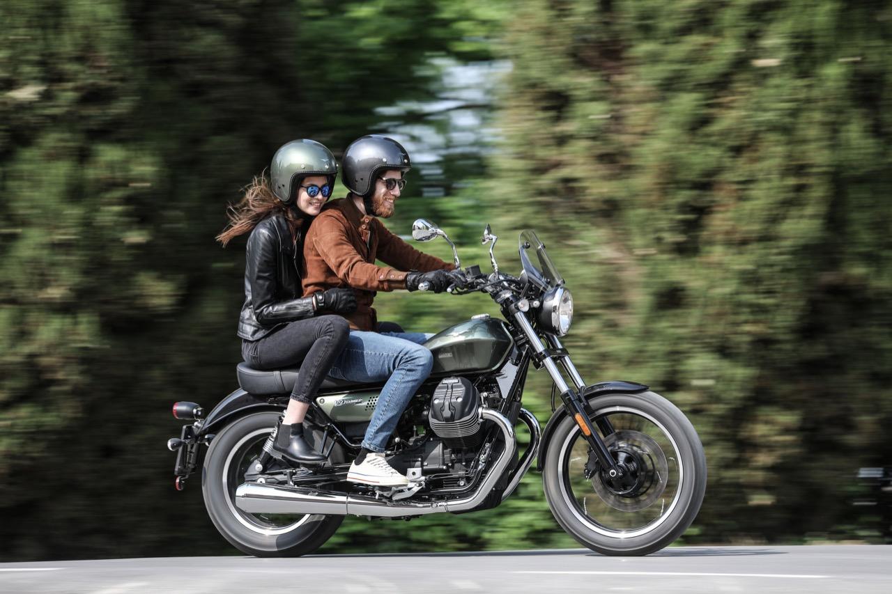 Moto Guzzi V9 Roamer e V9 Bobber 2019 - foto