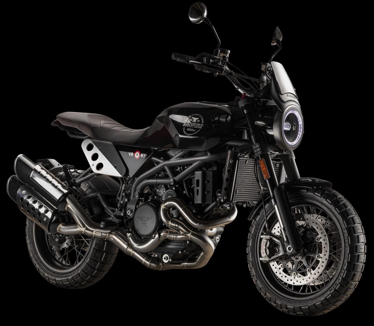EICMA 2019: Νέο Moto Morini X-Cape - moto morini