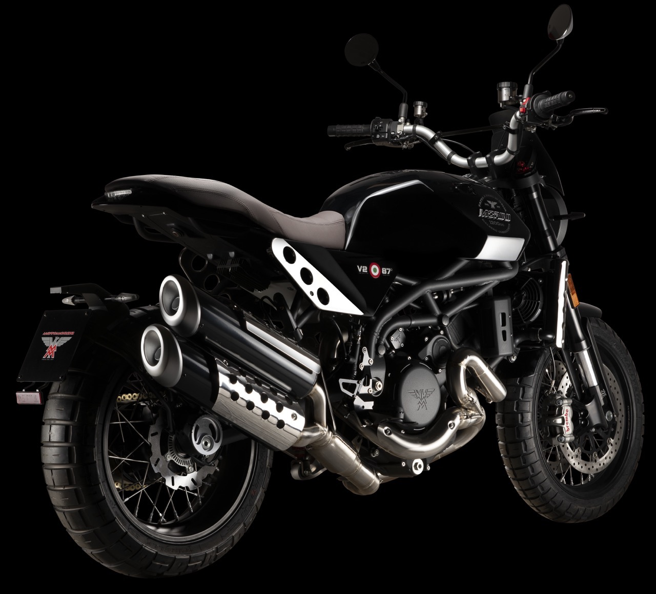 EICMA 2019 - Moto Morini X-Cape - MotoNews - Andar de Moto