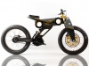 Moto Parilla - e-bike Carbon e Trilix