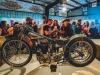 Moto Skinny e MBE - evento a Sturgis