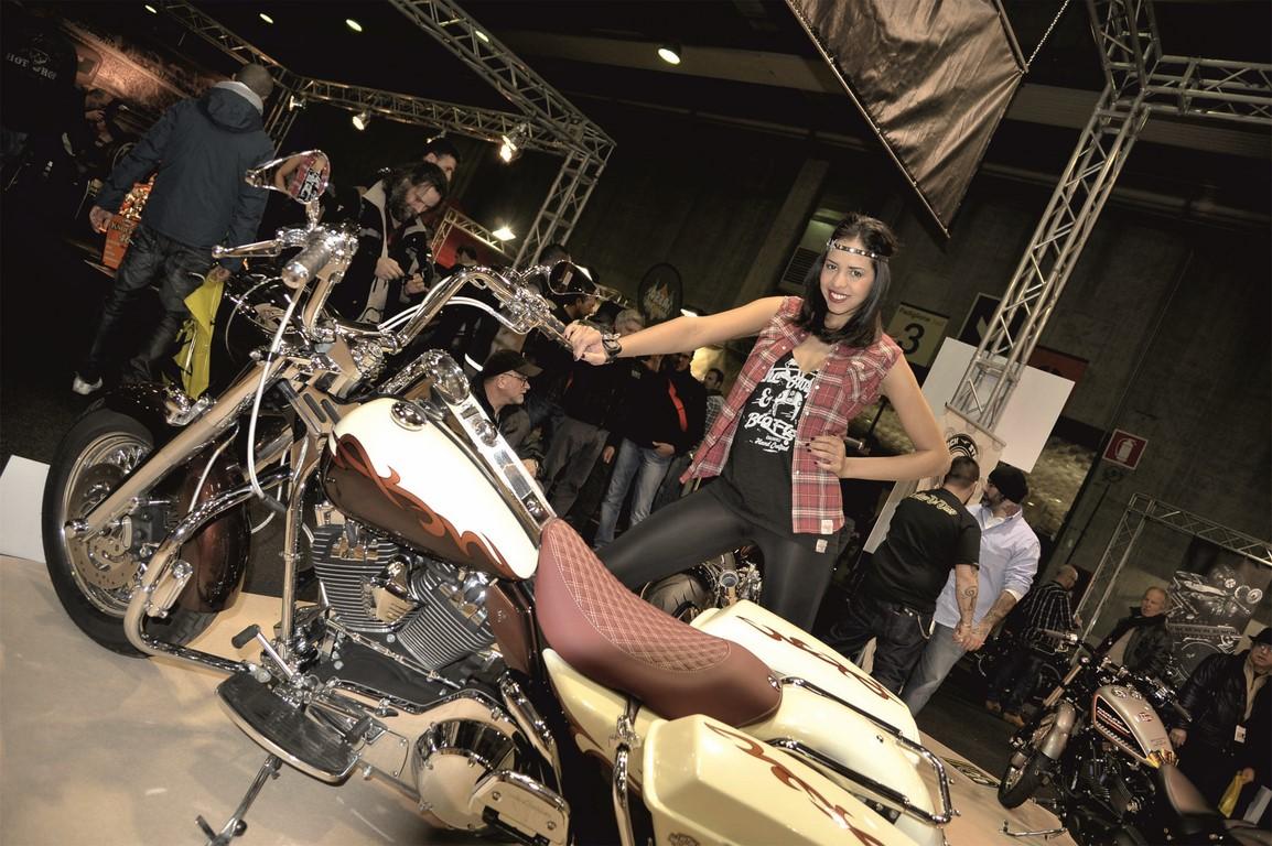 Motor Bike Expo 2013