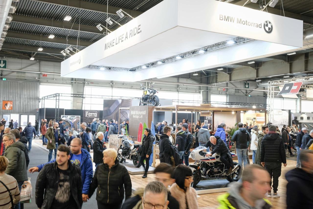 Motor Bike Expo 2020 - varie foto