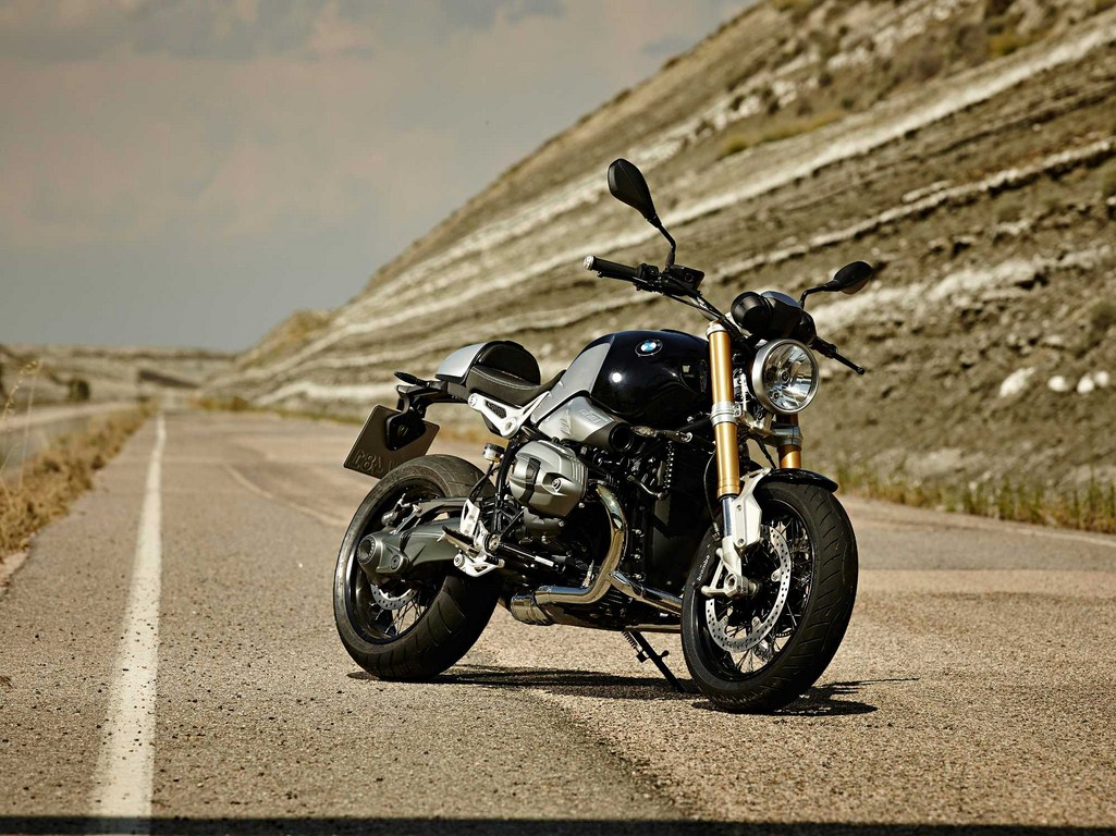 Motor Bike Expo BMW