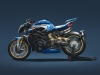 MV Agusta Brutale 1000 RR Blue and White ML - foto