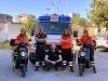 NIU e KSR con GoVolt - iniziativa per operatori sanitari