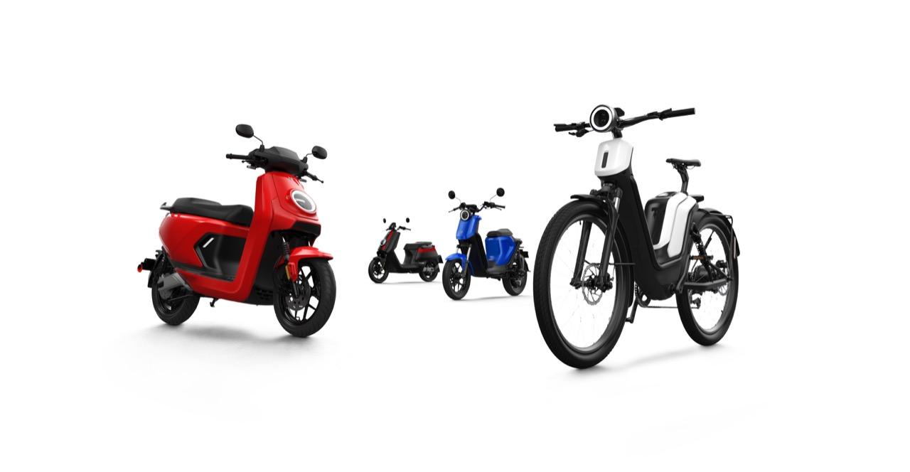 NIU - nuovi modelli 2020
