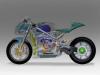 Norton Motorcycles - Schizzi nuovo modello