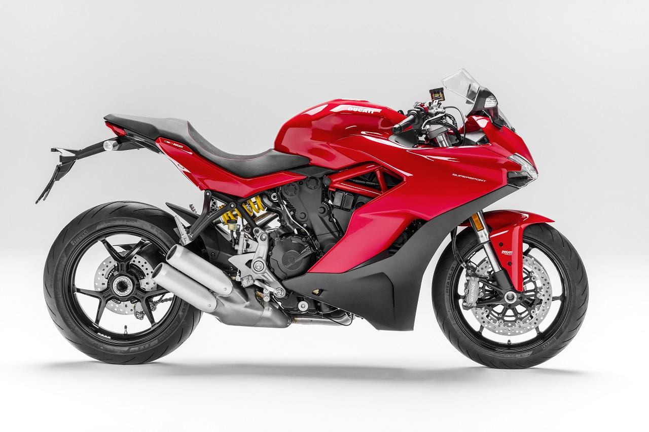 Nuova Ducati SuperSport - Intermot 2016