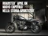 Nuova Harley-Davidson Roadster