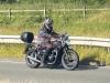 Nuova Triumph Bonneville - Foto Spia