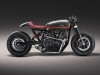 "Nuova Yamaha Yard Built XV950 ""SON OF TIME"" by Numbnut Motorcycles"
