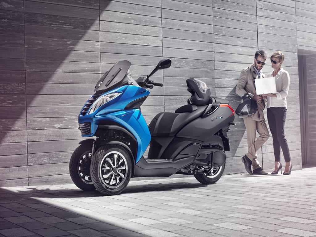 Peugeot - EICMA 2015