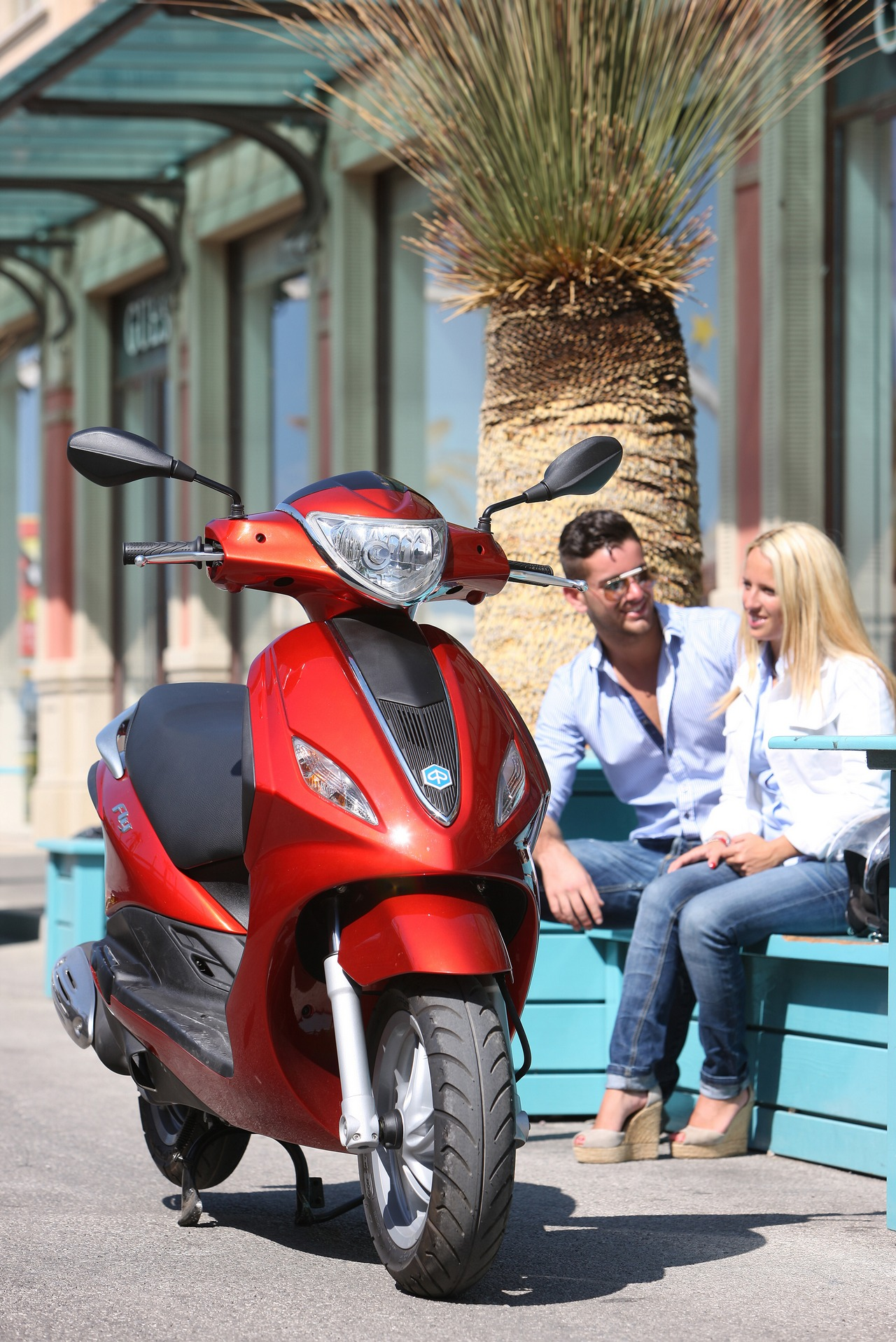 Piaggio Fly - EICMA 2012