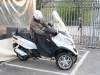 Piaggio MP3 LT300 Business - prova su strada 2017