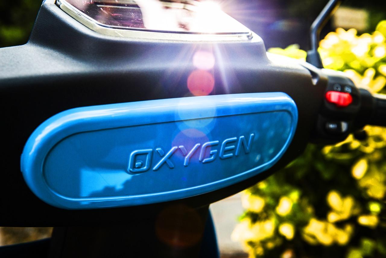 Quadro Vehicles - Oxygen