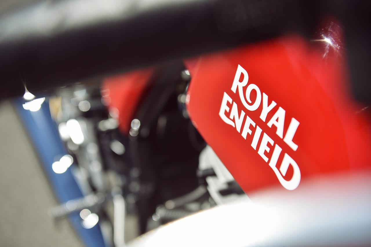 Royal Enfield Gamma 2017 - Primo Contatto