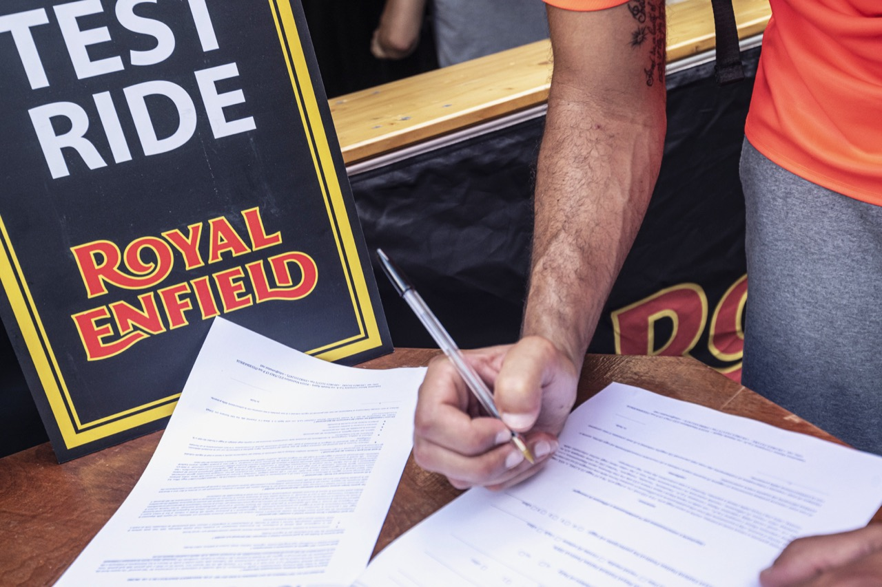 Royal Enfield Italian Festival 2020 - foto