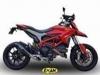 Scarichi Exan per Ducati Hypermotard