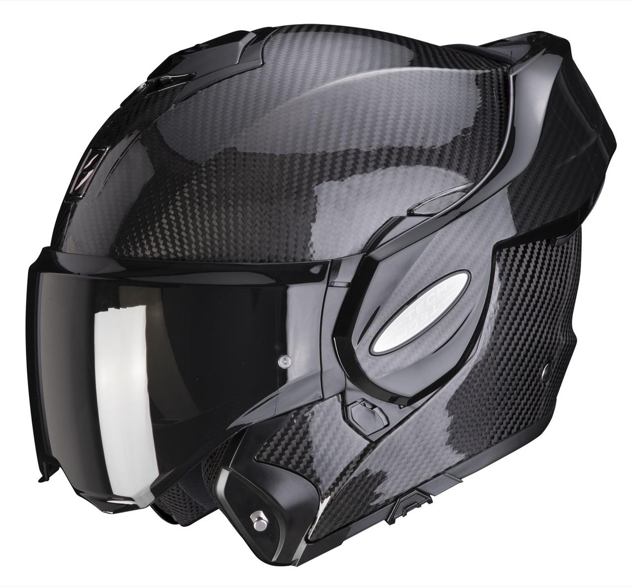Scorpion Sports Exo Tech Carbon - foto