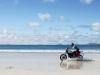 Scrambler Ducati Desert Sled - viaggio in solitaria