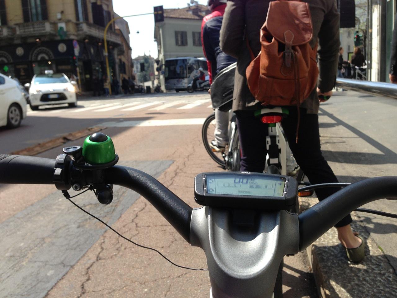 Smart ebike - Salone del Mobile 2013