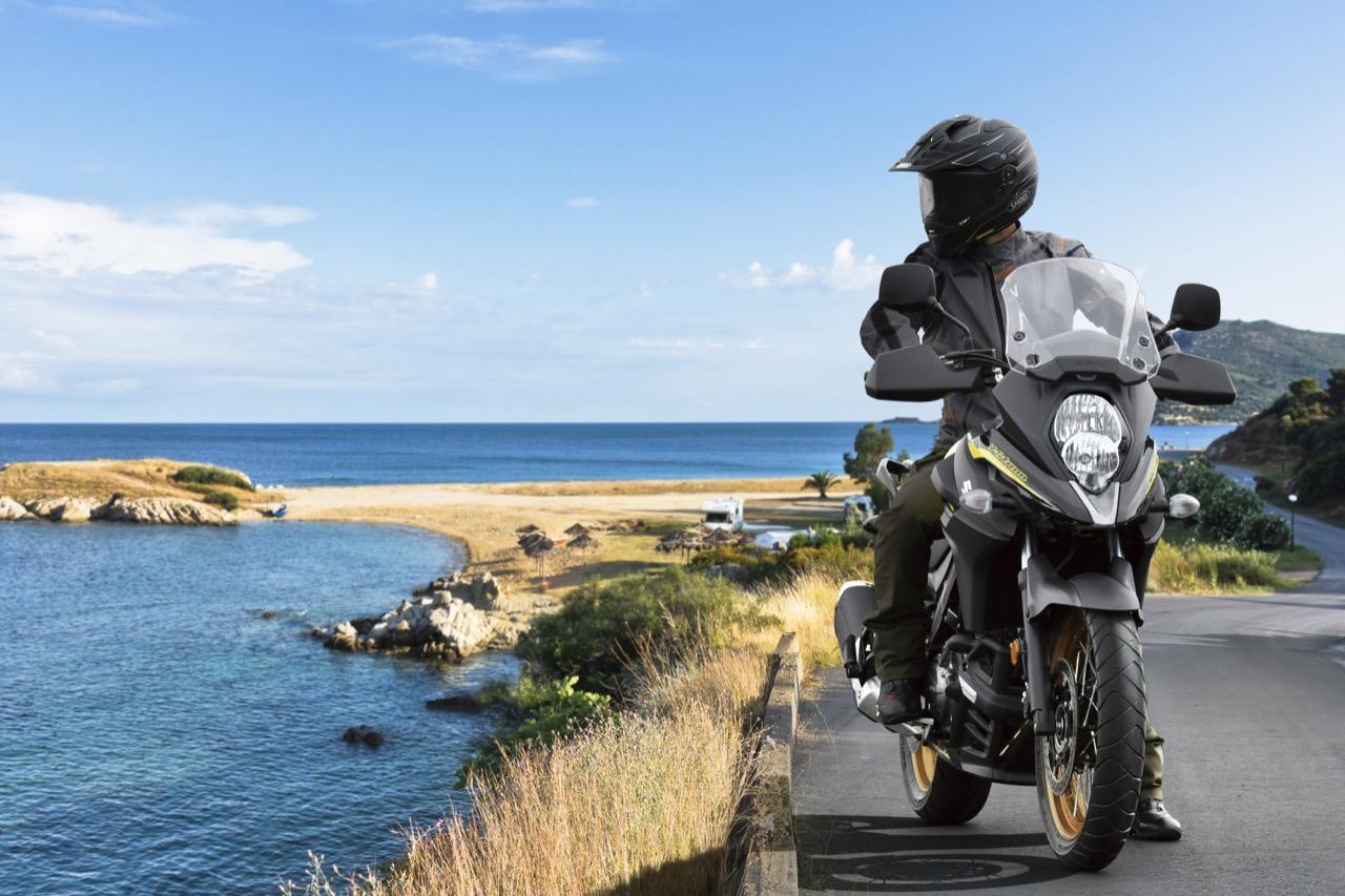 Suzuki - appuntamenti Biker Fest e DemoRide Tour 2019