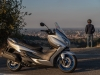 Suzuki Burgman 400  - foto Model Year 2022