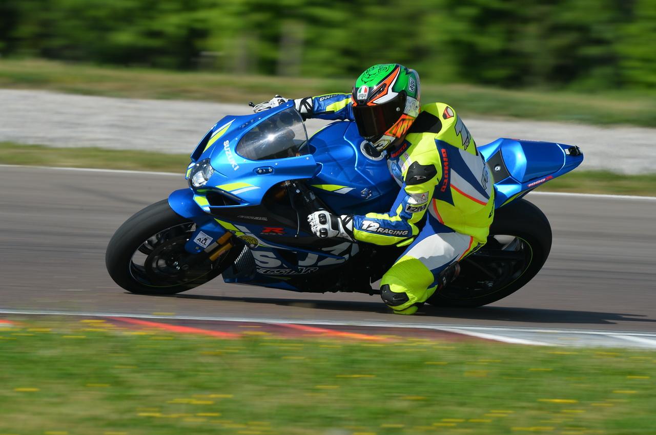 Suzuki Day 2018 - test moto