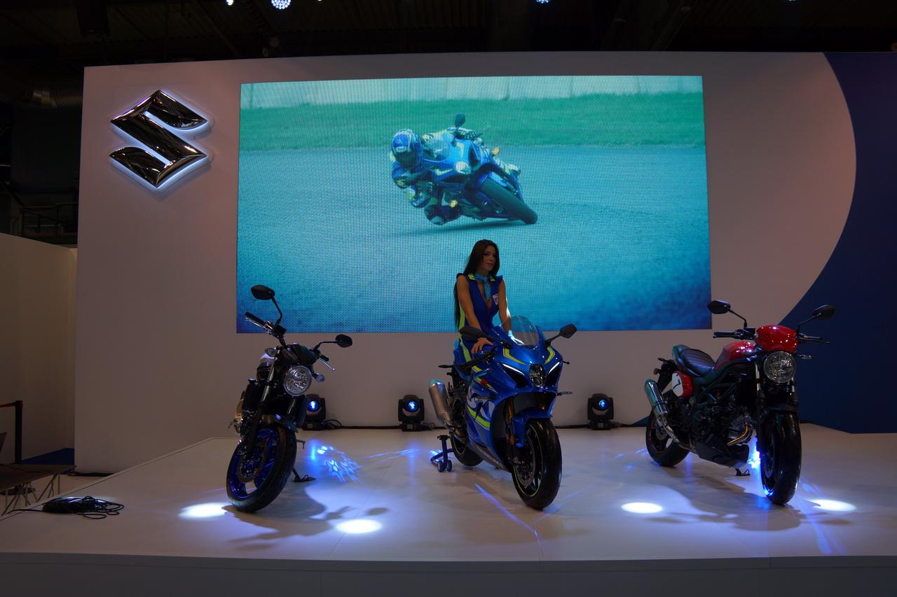 Suzuki - EICMA 2015