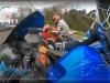 Suzuki GSX-R1000R - giro in pista a  Cadwell Park