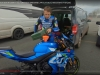 Suzuki GSX-R1000R -  Sylvain Guintoli e video su set up