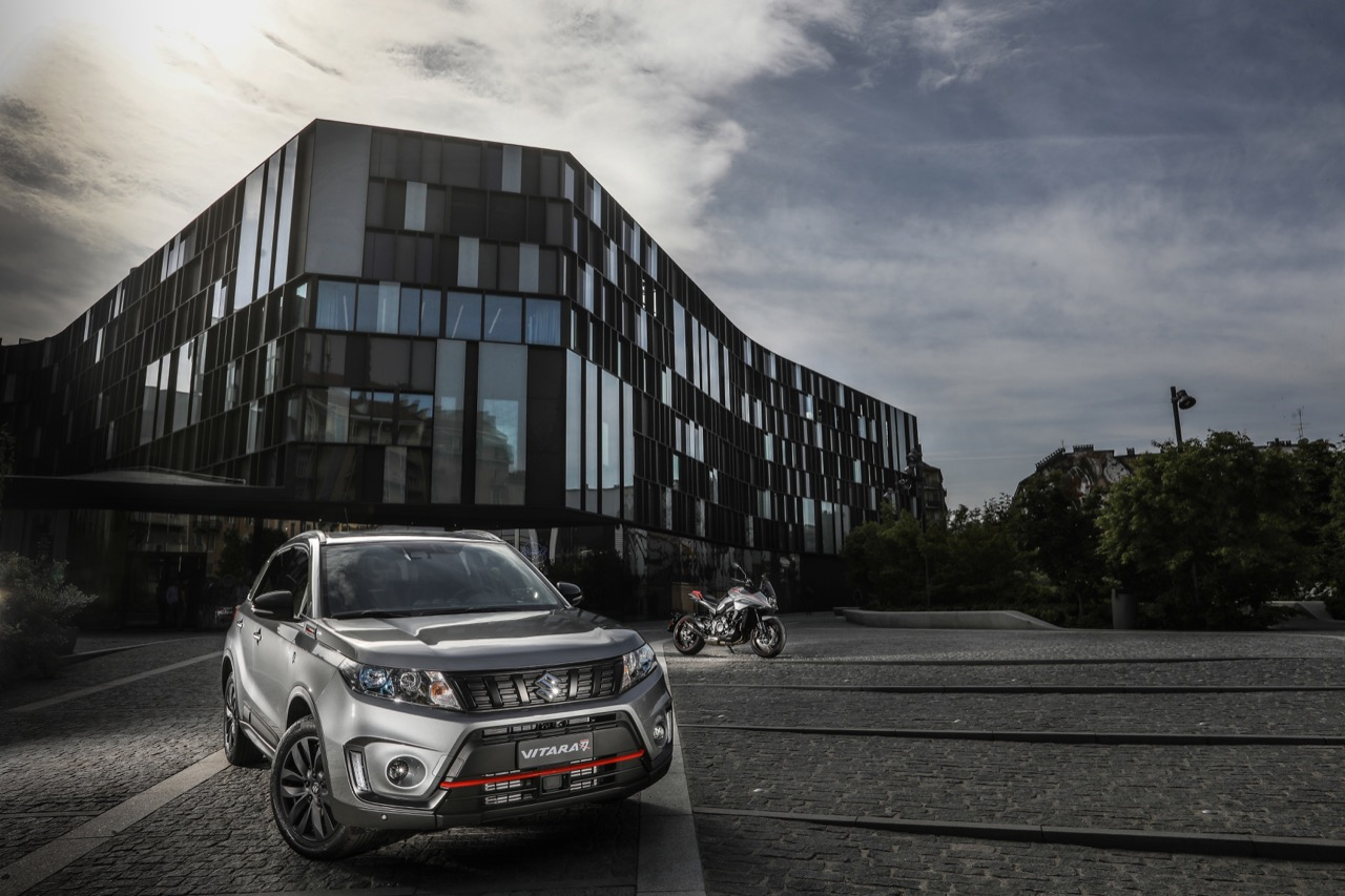 Suzuki Katana - presenza nei concessionari auto