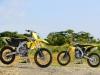Suzuki RMZ 450 e RM-Z250