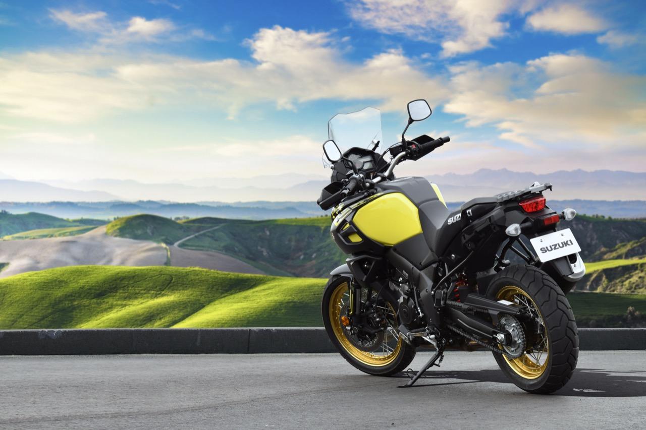 Suzuki V-Strom 1000 - nuove foto
