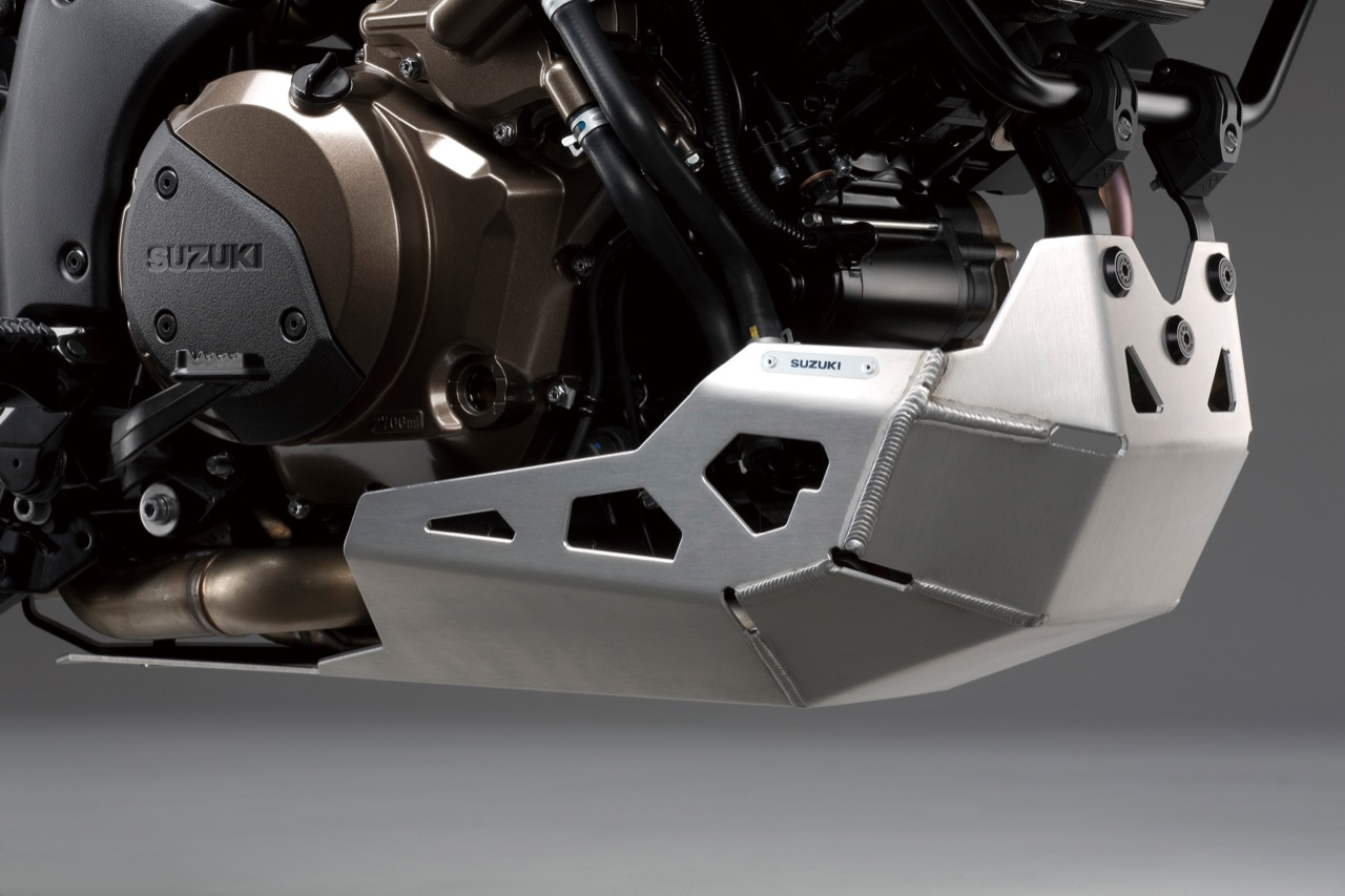 Suzuki V-Strom 1050 XT PRO - foto
