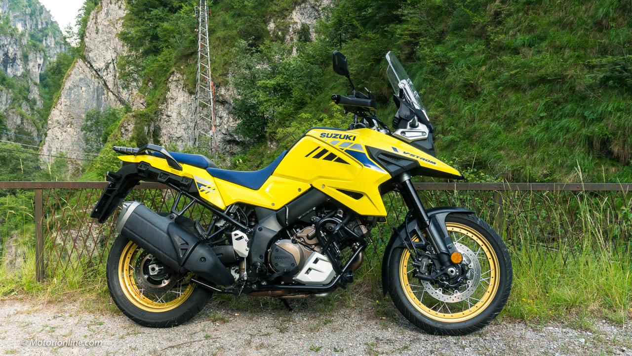 Suzuki V-Strom 1050 XT - Test Ride