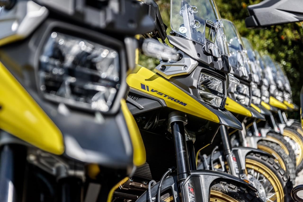 Suzuki V-Strom Academy 2020 - foto