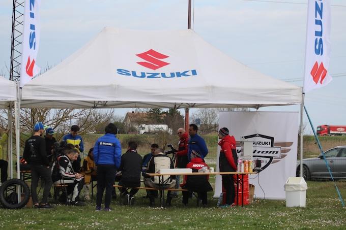 Suzuki V-Strom Academy