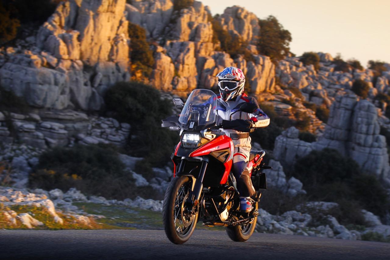Suzuki V-Strom Tour 2020 - nuove foto