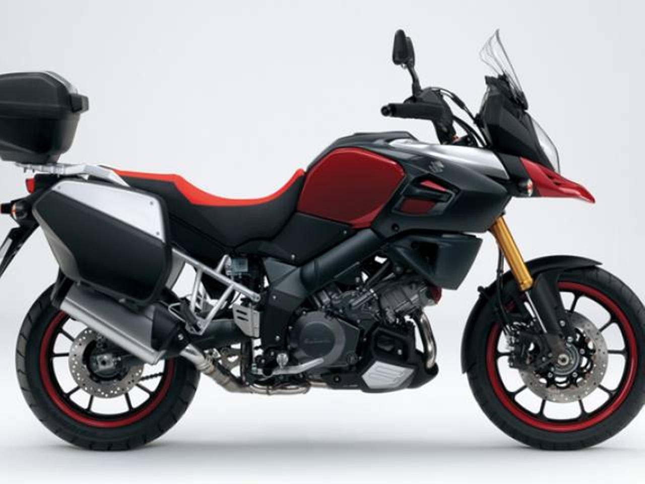Suzuki V-Strom1000 concept