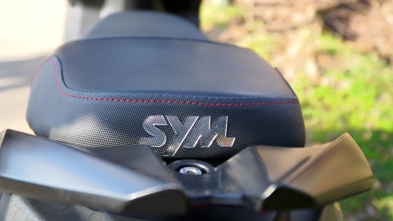 Sym Crox 125 - prova su strada 2018