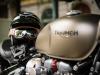 Triumph Bonneville Bobber - prova su strada 2017