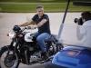 Triumph Bonneville George Clooney