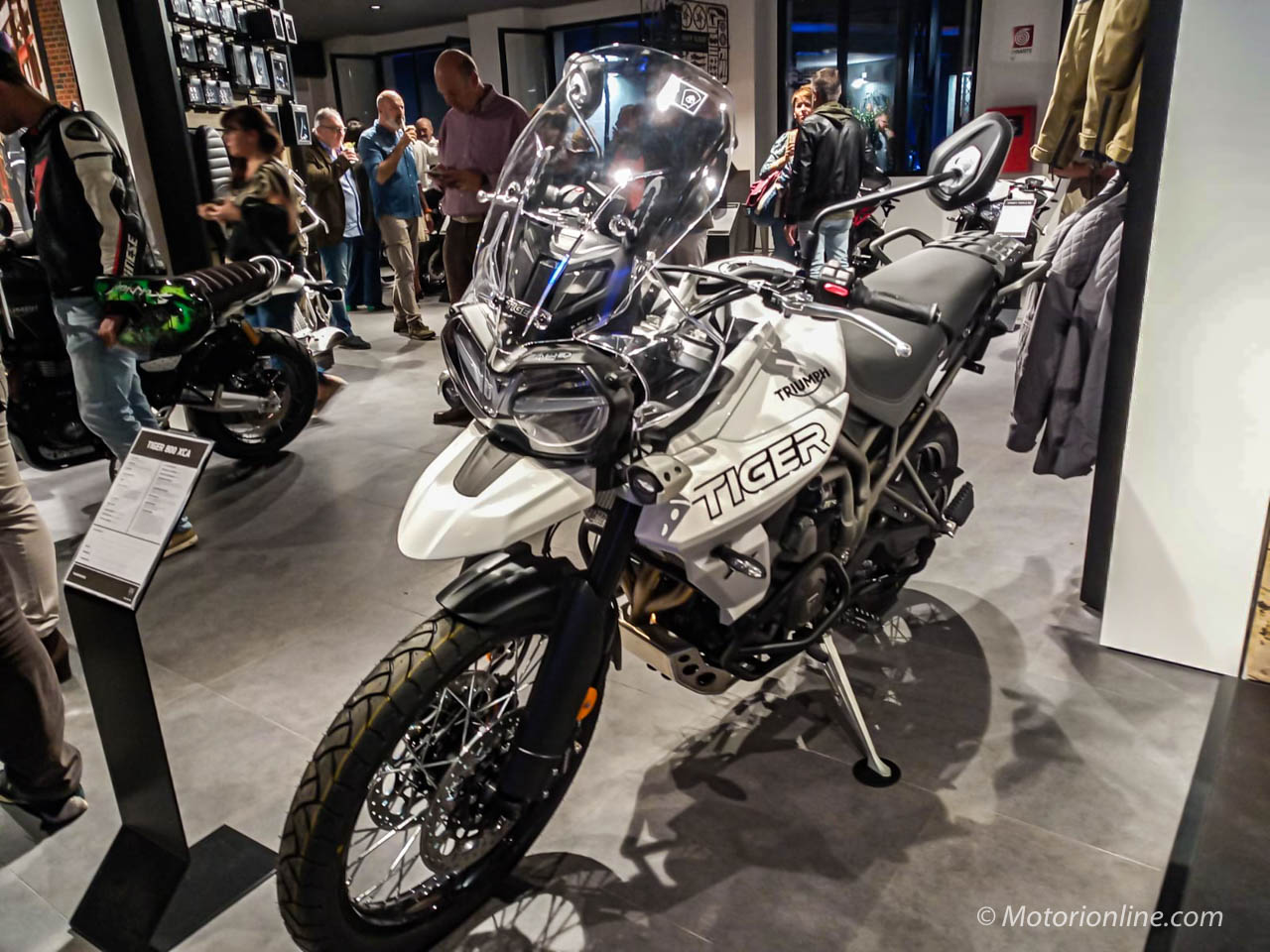 Triumph Flagship Concept Store Milano